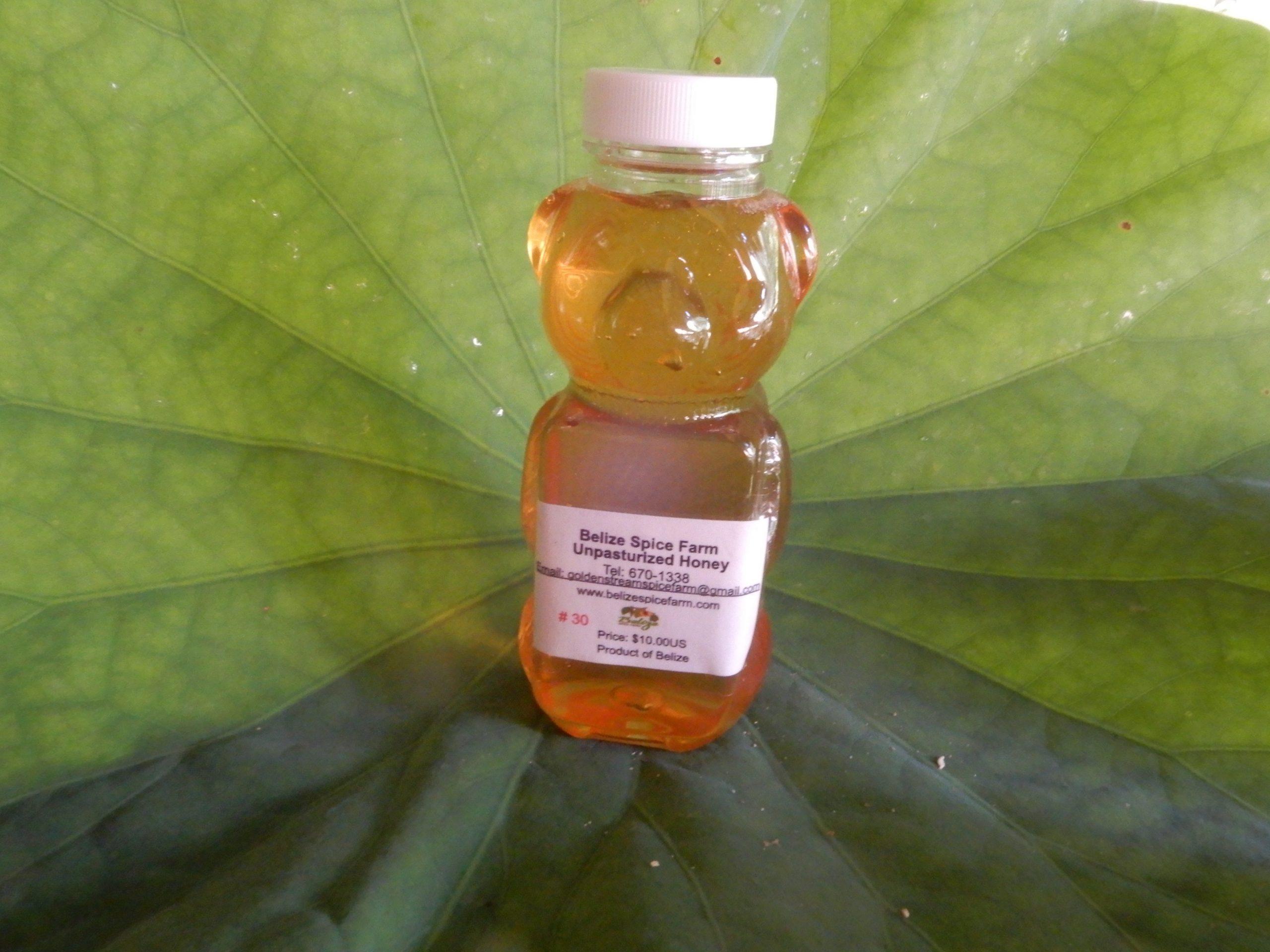 Lemony Honey